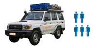 Cairns to Alice Springs camper relocation
