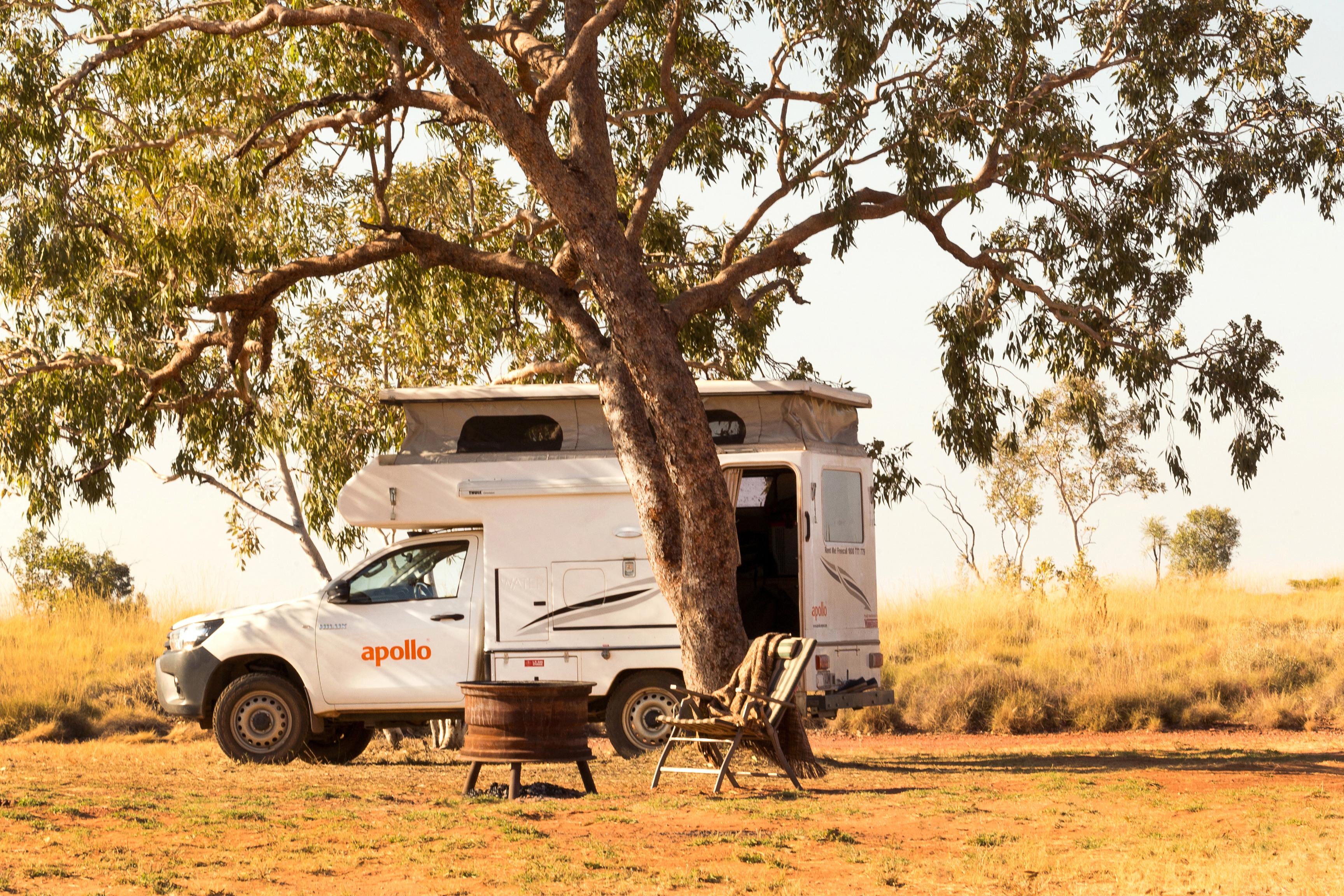 Adventure Camper - Apollo Motorhomes Campervan Hire Australia