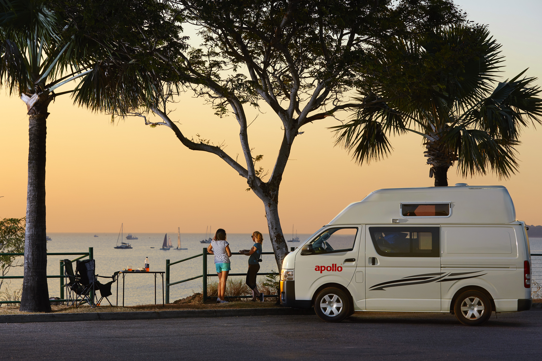 Hitop Camper - campervan hire from Apollo Motorhomes Australia