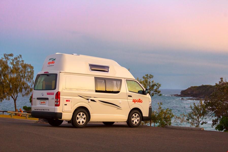 Apollo Motorhome Holidays Australia Endeavour Camper External 1