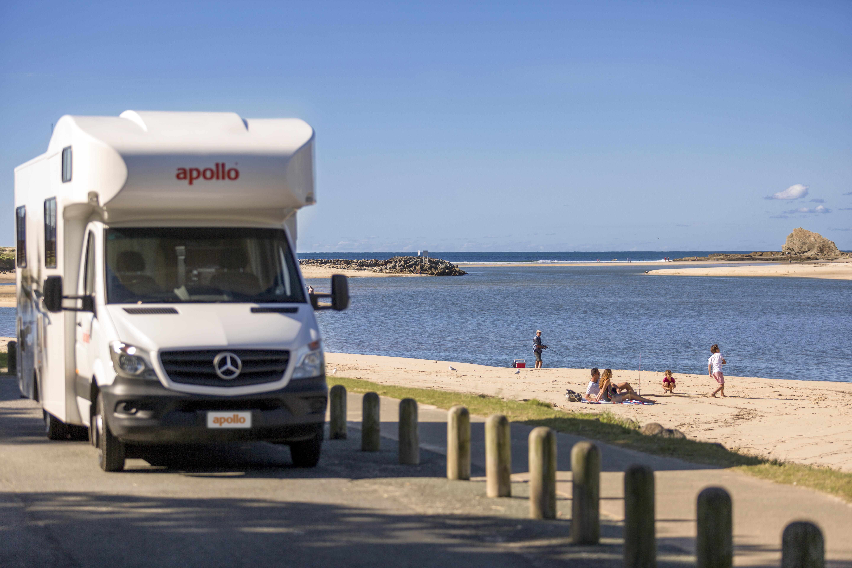 Euro deluxe camper en caravan verhuur australiÃ